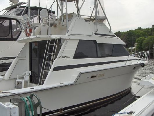 Luhrs Sportfisherman 1988 Sportfishing Boats for Sale