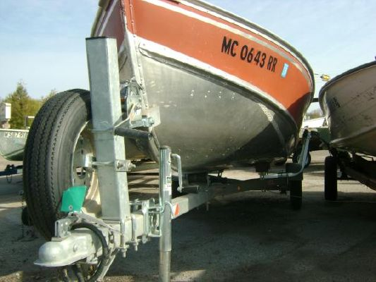 Lund 16 Deluxe 1988 Lund Boats for Sale