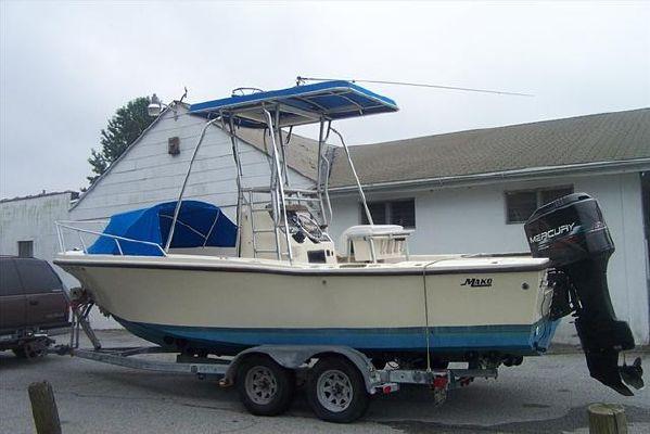 Boats for Sale & Yachts Mako Boats 232 CC Yr. 1988 Mako Boats for Sale