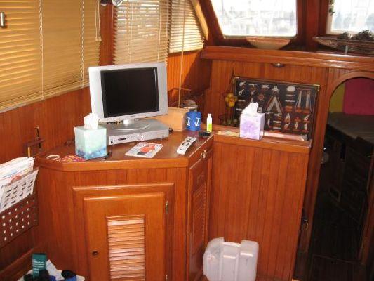 Marine Trader Cockpit Motoryacht 1988 All Boats