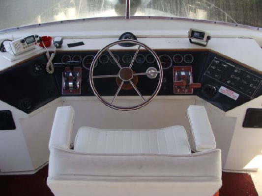 Marinette Aft Cabin Motor Yacht 1988 Aft Cabin All Boats