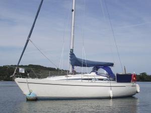 Moody 31 MkII 1988 All Boats