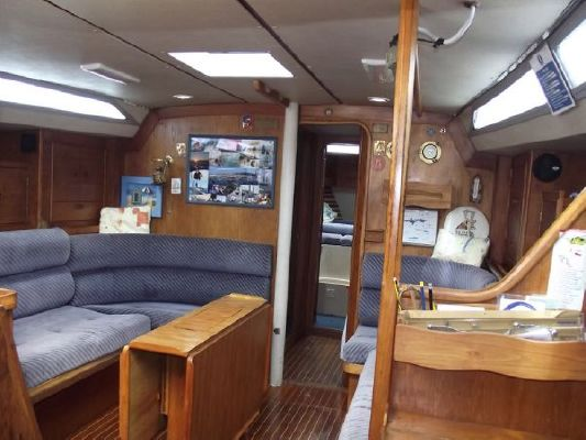 Boats for Sale & Yachts Moody 419 fin keel 1988 All Boats