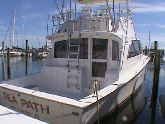 Ocean 48 Super Sport (Fresh paint!) 1988 All Boats