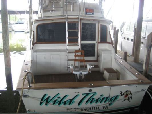 Ocean sportfish 1988 Sportfishing Boats for Sale