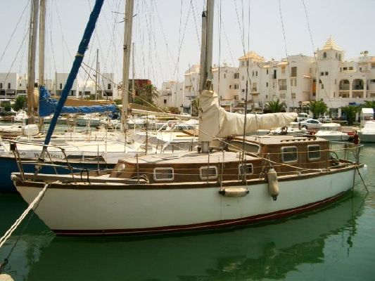 One Off Aluminium 40' Cutter Sloop 1988 Sloop Boats For Sale