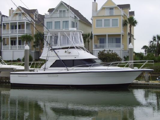 Boats for Sale & Yachts Phoenix 34' SFX Convertible 1988 Phoenix Bass Boats for Sale