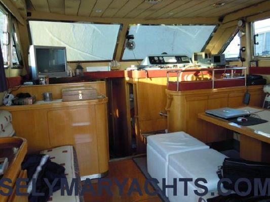Piantoni 45 Fantasy Fly 1988 All Boats
