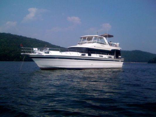 President 57 Motor Yacht 1988 All Boats