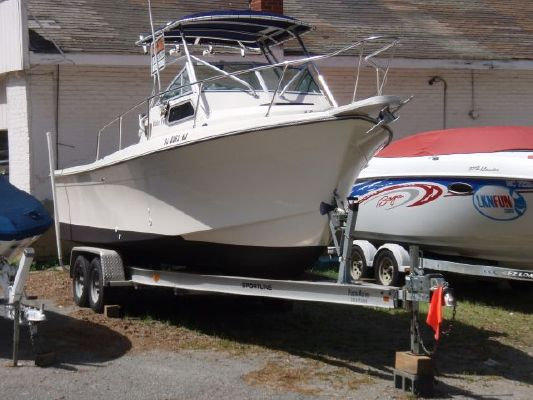 1988 Sea Ox 250c Blue Water Pro Boats Yachts For Sale