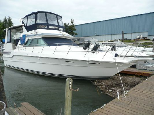 Sea Ray 415AFT CABIN 1988 Aft Cabin Sea Ray Boats for Sale