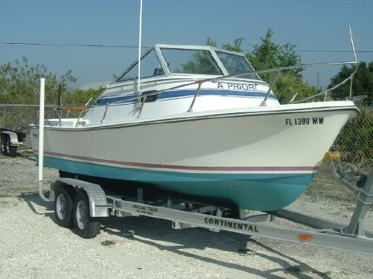 1988 Shamrock 20 Cuddy - Boats Yachts for sale
