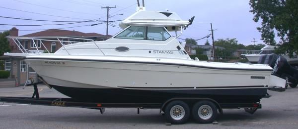 Stamas 255 Family Fisherman 1988 All Boats Fisherman Boats for Sale