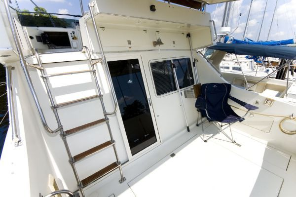 Boats for Sale & Yachts Tollycraft Dual Station Sedan 1988 All Boats