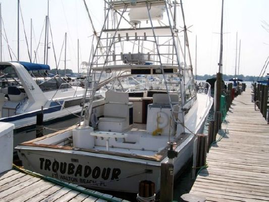 Boats for Sale & Yachts Topaz 37 Express 1988 All Boats