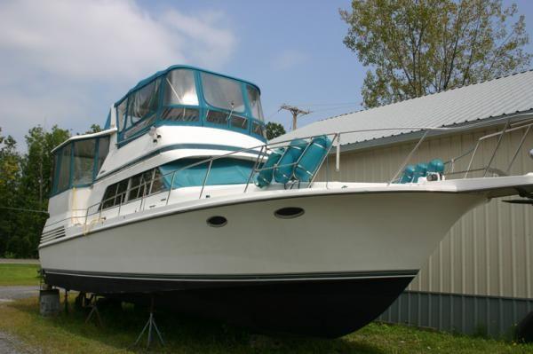 Trojan 12 Meter Motor Yacht 1988 All Boats