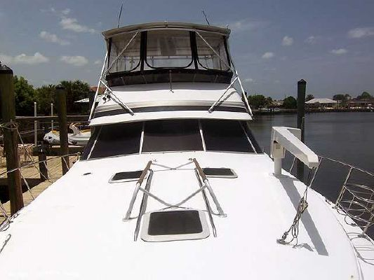 1988 trojan 46 international 14 meter convertible  3 1988 Trojan 46 INTERNATIONAL 14 METER CONVERTIBLE