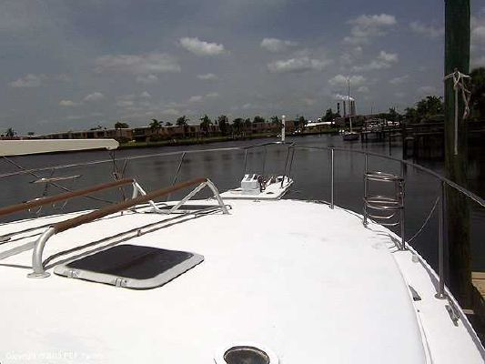 1988 trojan 46 international 14 meter convertible  59 1988 Trojan 46 INTERNATIONAL 14 METER CONVERTIBLE