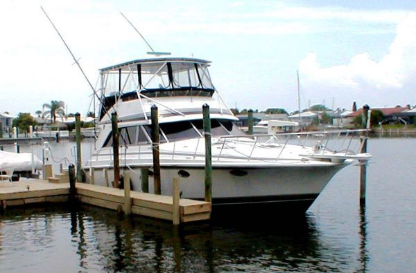 Trojan Convertable Sport Fisherman 1988 All Boats Fisherman Boats for Sale