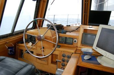 Vancouver Shipyard Bruce Roberts Cutter Rig 1988 Sailboats for Sale