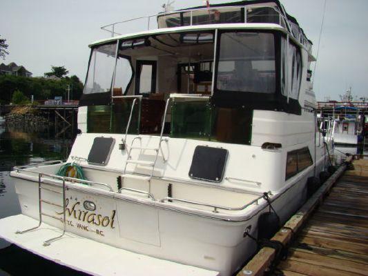 1988 vantare 48 cockpit motor yacht  3 1988 Vantare 48 Cockpit Motor Yacht