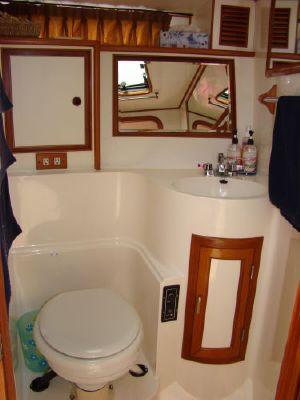 1988 vantare 48 cockpit motor yacht  6 1988 Vantare 48 Cockpit Motor Yacht