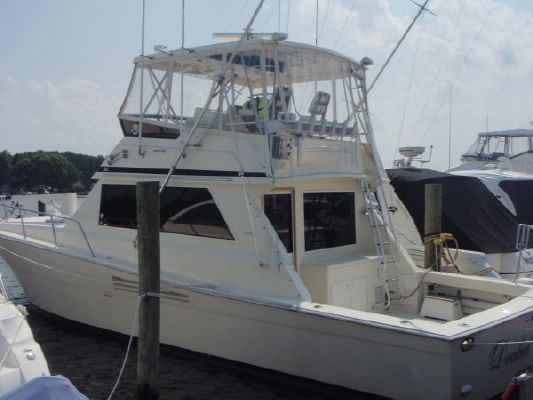 Viking 45 Sport Fish 1988 Viking Boats for Sale