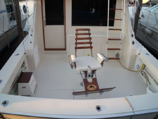 Viking conv plan r 1988 Viking Boats for Sale