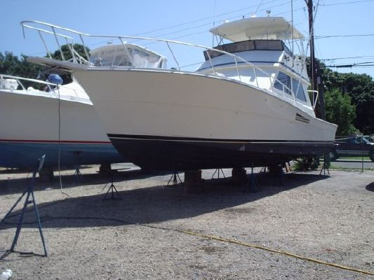Viking Convertiable 1988 Viking Boats for Sale