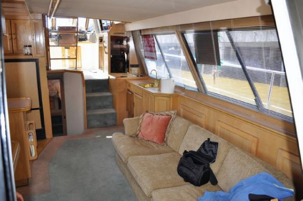 West Bay 4500 Pilothouse 1988 Pilothouse Boats for Sale