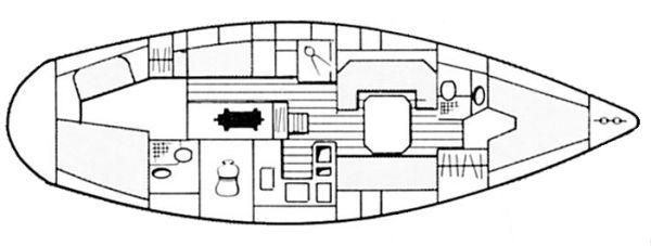 Westerly Oceanlord 41 1988 All Boats