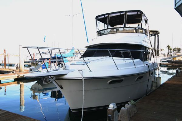 Boats for Sale & Yachts Carver ACMY 1989 38' Carver Boats for Sale