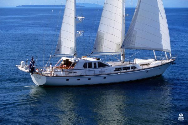 Alloy Yachts Ketch 1989 Ketch Boats for Sale