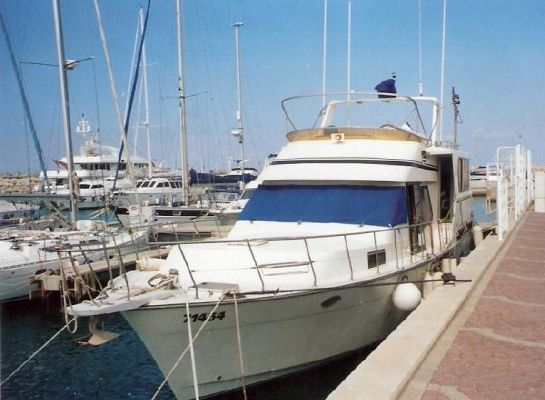 1989 angel motoryacht boats yachts for sale for Angel boats and motors