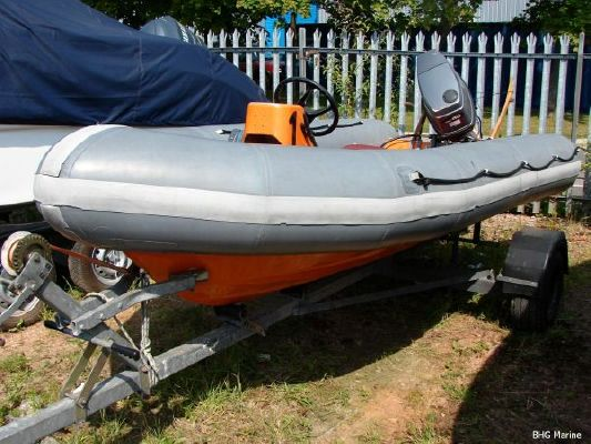 Boats for Sale & Yachts Avon Searider 4 Meter 1989 All Boats