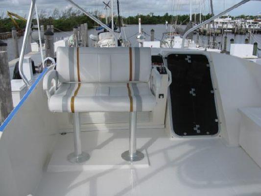 Bayliner 4550/4588 Pilothouse 1989 Bayliner Boats for Sale Pilothouse Boats for Sale