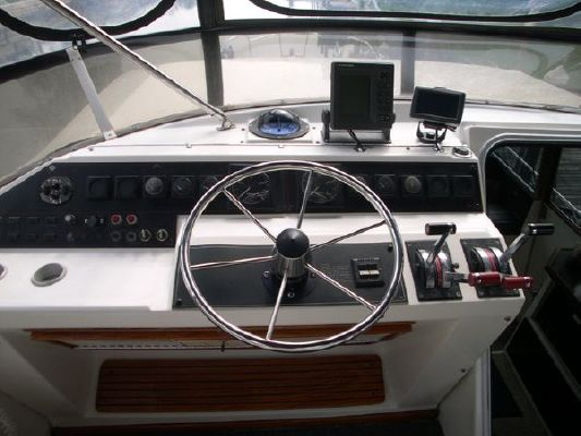 1989 bayliner 4550 4588 pilothouse my  23 1989 Bayliner 4550/4588 Pilothouse MY