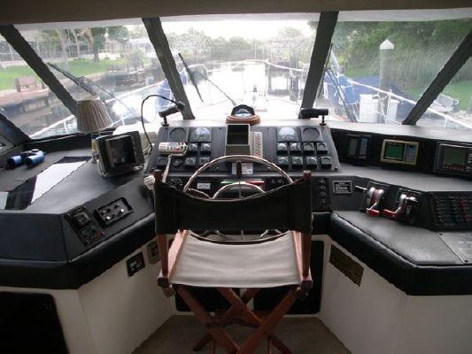 1989 bayliner 4550 4588 pilothouse my  27 1989 Bayliner 4550/4588 Pilothouse MY