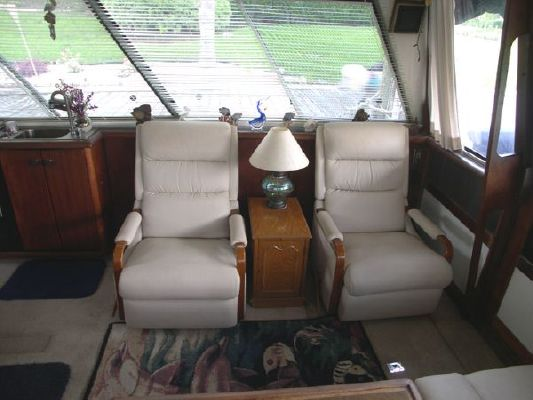 1989 bayliner 4550 4588 pilothouse my  3 1989 Bayliner 4550/4588 Pilothouse MY