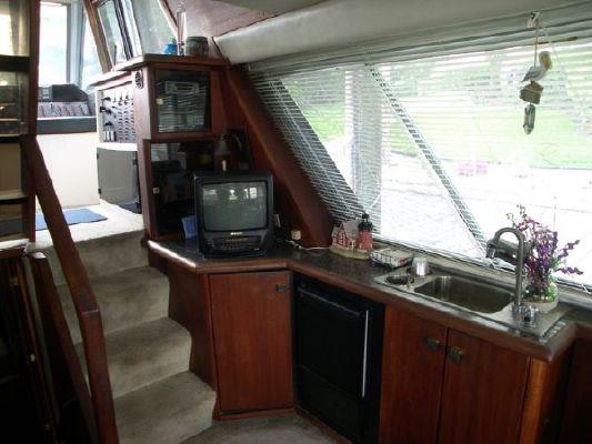 1989 bayliner 4550 4588 pilothouse my  4 1989 Bayliner 4550/4588 Pilothouse MY