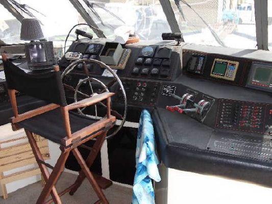 1989 bayliner 4550 4588 pilothouse my  51 1989 Bayliner 4550/4588 Pilothouse MY