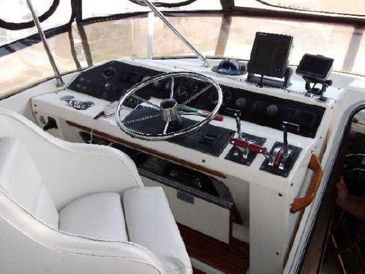 1989 bayliner 4550 4588 pilothouse my  56 1989 Bayliner 4550/4588 Pilothouse MY