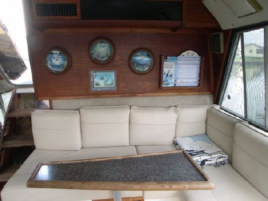 1989 bayliner 4550 4588 pilothouse my  6 1989 Bayliner 4550/4588 Pilothouse MY