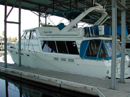 1989 bayliner 4588 motoryacht  1 1989 Bayliner 4588 Motoryacht