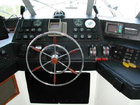 1989 bayliner 4588 motoryacht  11 1989 Bayliner 4588 Motoryacht