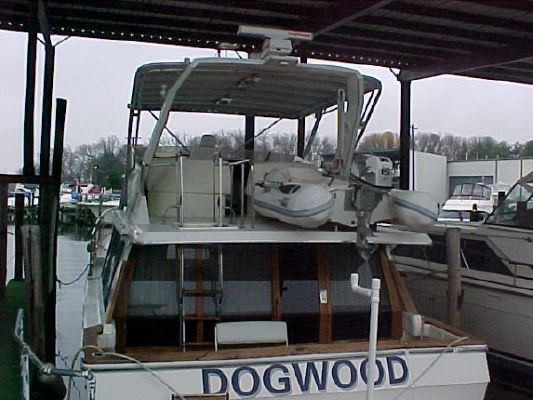 Boats for Sale & Yachts Bayliner 4588 Pilothouse MY 1989 Bayliner Boats for Sale Pilothouse Boats for Sale