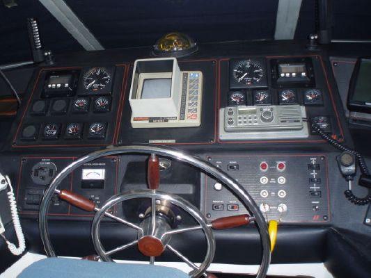 1989 bayliner 4588 pilothouse my  34 1989 Bayliner *4588 Pilothouse MY*