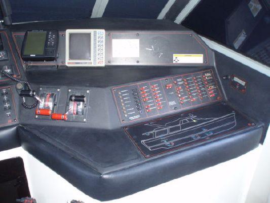 1989 bayliner 4588 pilothouse my  35 1989 Bayliner *4588 Pilothouse MY*