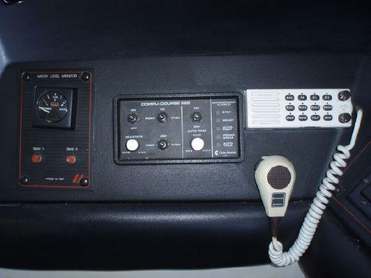 1989 bayliner 4588 pilothouse my  36 1989 Bayliner *4588 Pilothouse MY*