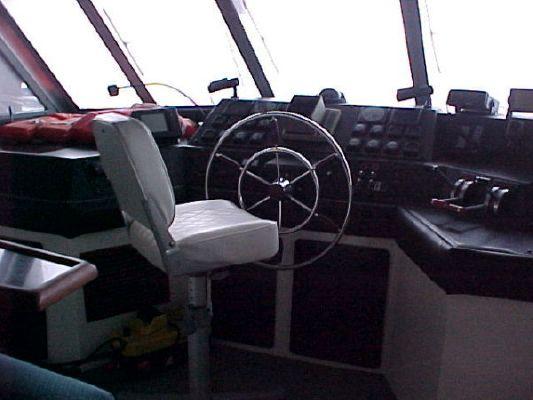 1989 bayliner 4588 pilothouse my  5 1989 Bayliner 4588 Pilothouse MY